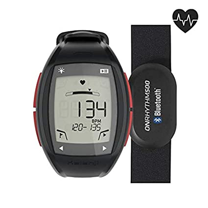 on sale 4273f 7a776 Buy Kalenji Onrhythm 500 Runner's Heart Rate Monitor Watch ...