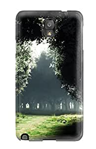 New Snap-on Mary David Proctor Skin Case Cover Compatible With Galaxy Note 3- Darkness To Light