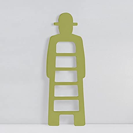 Slide Mr Gio Coat Rack Lime Green