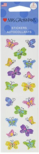 Mrs Grossman Stickers-Petite Butterflies