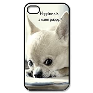 AKERCY Chihuahua Phone Case For Iphone 4/4s [Pattern-1]
