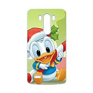 SANLSI Donald Duck Phone Case for LG G3 Case