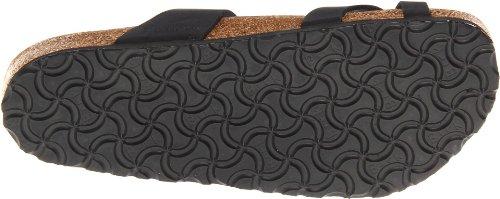 Birkenstock Women's Mayari Leather Thong Sandal,Black,EU Size 37 / Women's US Size 6-6.5 by Birkenstock (Image #3)