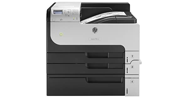 HP Laserjet Enterprise 700 Printer M 712 XH - Impresora ...
