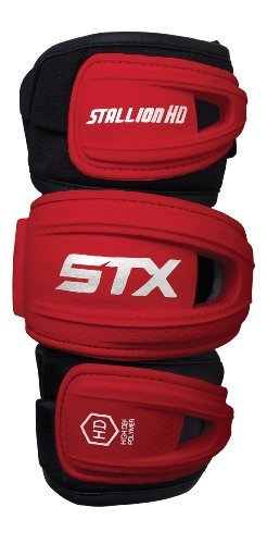 STX Lacrosse Stallion HD Arm PADS, ROT, Medium by STX