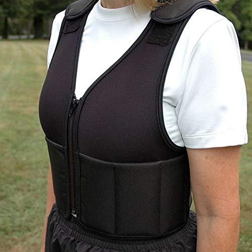 Iron wear Better Bones Zip Front Exercise Vest Ironwear