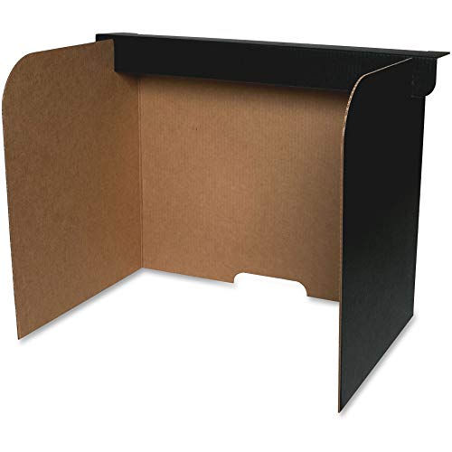 Flipside Products 61855 Desktop Privacy Screen, Large (Pack of 24)