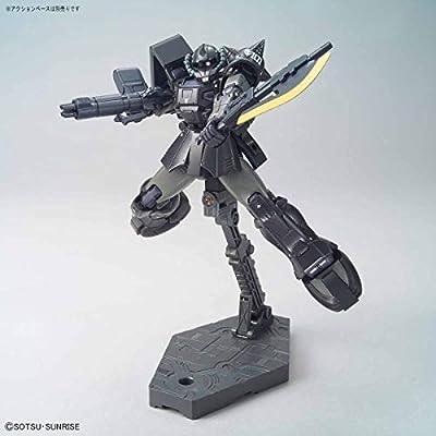 Bandai Hobby HGUC 1/144 Act Zaku (Kycilia's Forces) The Origin Model Kit: Toys & Games