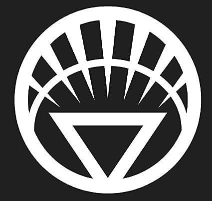 Will Green Lantern Corps Emblem Vinyl Car Window Laptop Decal Sticker