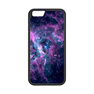 "High Grade Cachet Galaxy Space Universe Theme 4.7"" iPhone 6, TPU(Laser Technology) - Trim Durable, Back Case"