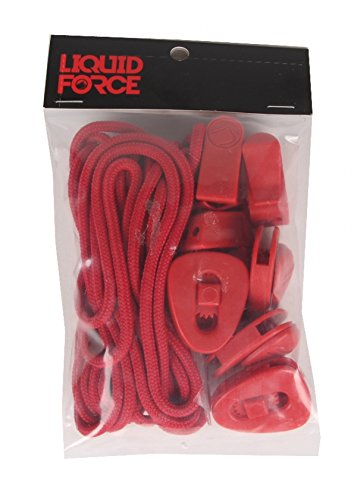 Lace Kit Liquid Force Rosso Liquid Force Wakeboard
