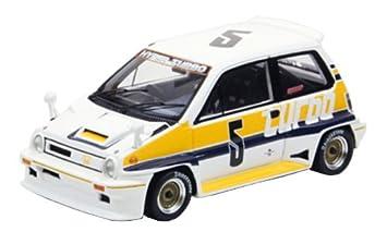 Ebbro 44473 Honda City Turbo R #5 Suzuka 1982 K.Acheson (Resin)