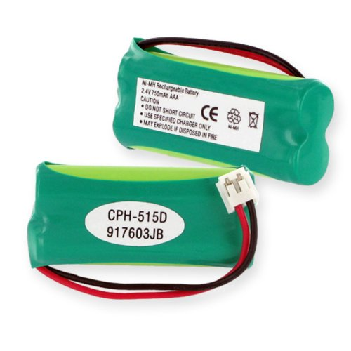 Cordless Phone Battery for General Electric 27909-1 (Best Chrome Battery Cordless Phones)