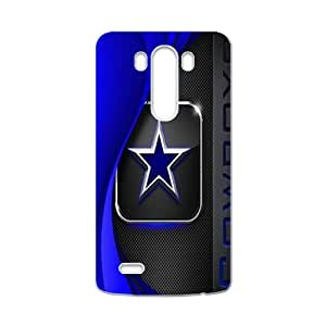 SANLSI Dallas Cowboys Cell Phone Case for LG G3