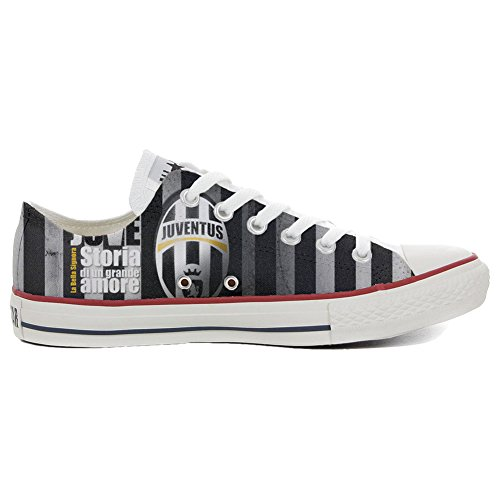 Strisce Chaussures Your produit Slim Customized Shoes Artisanal Converse Verticali Make Coutume wzYSqIxPPd