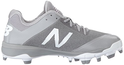 New Balance Men's PL4040v4 Molded Baseball Shoe Grey collections cheap online free shipping exclusive tl0DFA