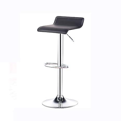 Wondrous Amazon Com Jjek Bar Chair Adjustable Short Back High Pabps2019 Chair Design Images Pabps2019Com