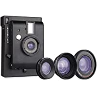 LOMO 'Instant & Three Lens KIT - Black - LOMOGRAPHY