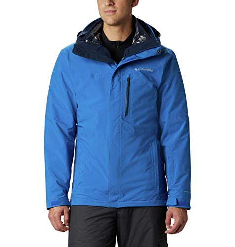 Columbia Mens Wild Card Interchange Jacket