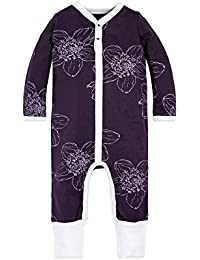 Baby Romper Jumpsuit, 100% Organic Cotton One-Piece Coverall