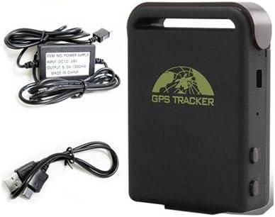 Localizador GPS Tracker y antirrobo satélite portátil ...