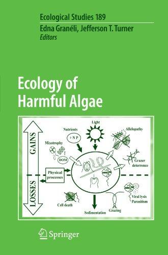 Ecology of Harmful Algae (Ecological Studies)