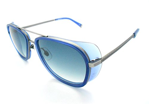 423c70de73 Matsuda M3023 Blue Aviator Sunglasses - Buy Online in UAE.