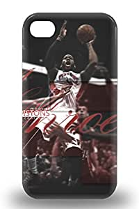 Hard Plastic Iphone 4/4s 3D PC Case Back Cover Hot NBA Detroit Pistons Greg Monroe #10 3D PC Case At Perfect Diy ( Custom Picture iPhone 6, iPhone 6 PLUS, iPhone 5, iPhone 5S, iPhone 5C, iPhone 4, iPhone 4S,Galaxy S6,Galaxy S5,Galaxy S4,Galaxy S3,Note 3,iPad Mini-Mini 2,iPad Air )