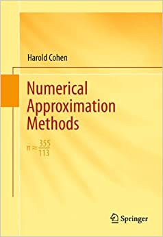 Numerical Approximation Methods: π ≈ 355/113