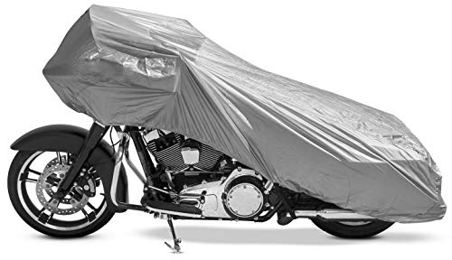 CoverMax Half Motorcycle Cover - ()