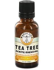 Whole Life Pure Tea Tree Oil (Aceite de Arbol del Te), 100% Australiano - 30ml