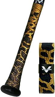 Vulcan Bat Grip, Vulcan 1.75mm Bat Grip, Breaking Gold