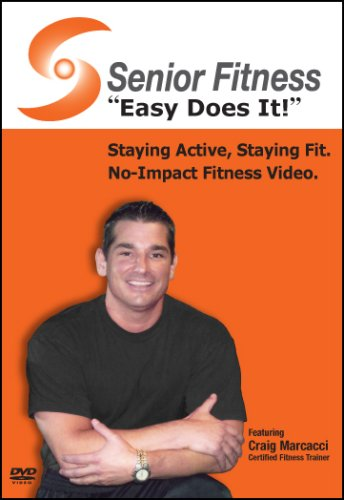 Easy Does It! Staying Active, Staying Fit - Senior Fitness Video (Sports & Fitness Dvds & Videos)