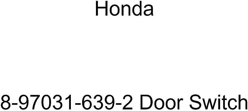 Genuine Honda 8-97031-639-2 Door Switch