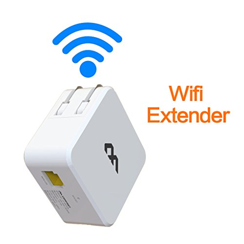 Sunmy Universal High Gain 300Mpbs WiFi Router Range Extender Wireless Signal Booster Repeater Bridge AP with Ethernet