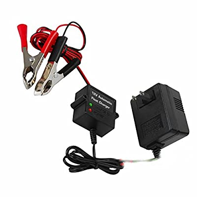 12v Volt Automatic Car Battery Float Trickle Charger Car; Boat. Direct Ac Charge