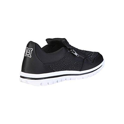 Laura Biagiotti 253 Sneakers Femme Noir 36