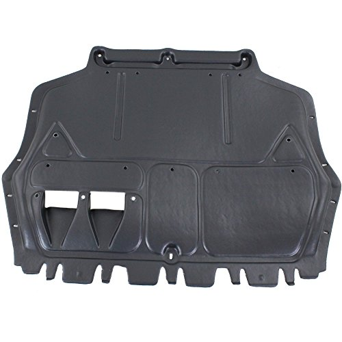 Engine Splash Shield compatible with Passat 12-18 Under Cover Front