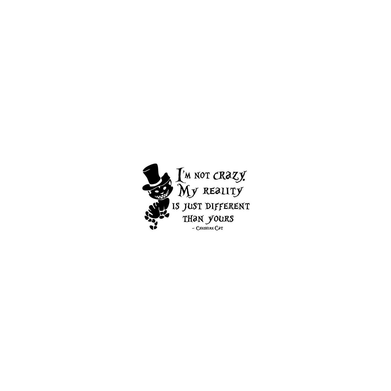 Lanhui Children's Room Cartoon Cat Rumor Wall Stickers in Wonderland Wall Stickers