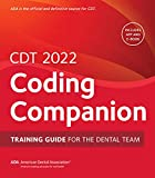 CDT 2022 Coding Companion: Training Guide for the