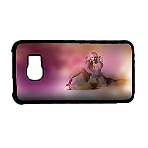 Design With Nicki Minaj Friendly Back Phone Case For Teens For Samsung Galaxy S6 Choose Design 5