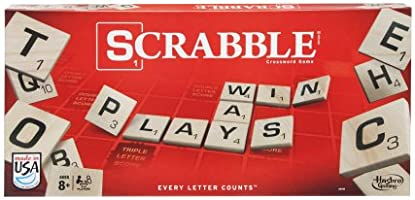 Scrabble Game, English