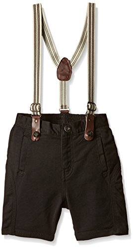Gini & Jony Big Boys' Shorts 9-10 Years Beluga(C210) (Beluga Short)