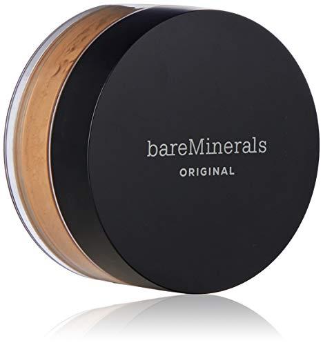 Bare Escentuals bareMinerals Original Foundation SPF 15 for Women, 17 Tan Nude, 0.28 Ounce