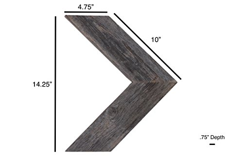 Review BarnwoodUSA Rustic Wood Wall