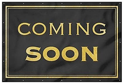 Open During Construction Ghost Aged Blue Heavy-Duty Outdoor Vinyl Banner 16x4 CGSignLab
