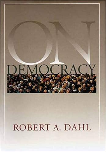 some conditions of democracy
