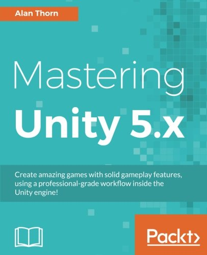 Best Unity 5 books you should read to make cool games