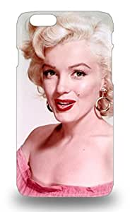 Hot Style Iphone Protective 3D PC Case Cover For Iphone6 Marilyn Monroe American Female Some Like It Hot The Seven Year Itch ( Custom Picture iPhone 6, iPhone 6 PLUS, iPhone 5, iPhone 5S, iPhone 5C, iPhone 4, iPhone 4S,Galaxy S6,Galaxy S5,Galaxy S4,Galaxy S3,Note 3,iPad Mini-Mini 2,iPad Air )
