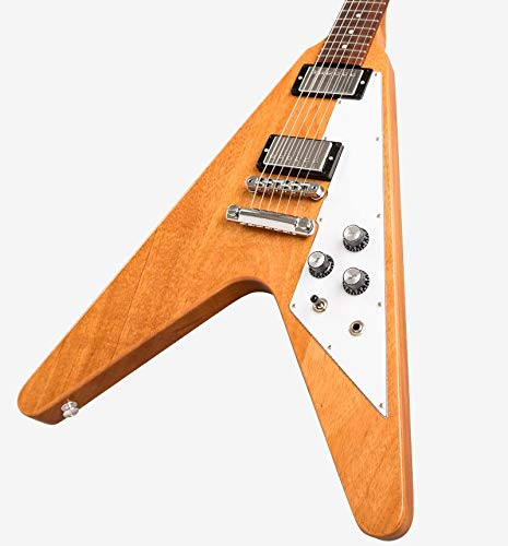 Gibson USA/Flying V 2019 Antique Natural ギブソン   B07H7BHQ26